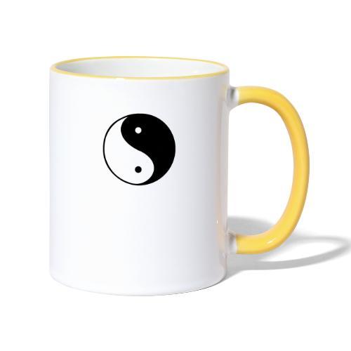 yin yang - Tofarget kopp