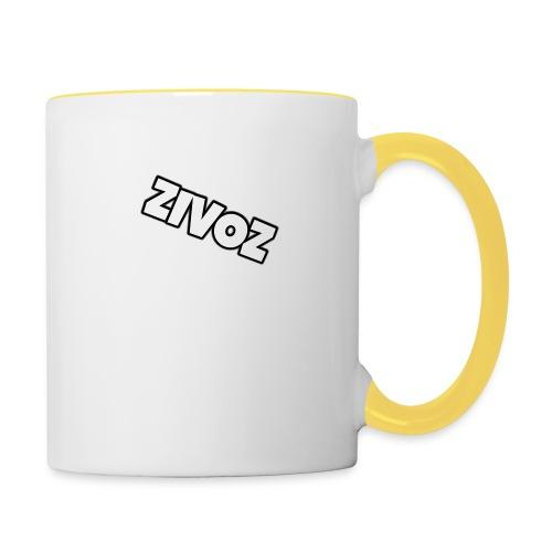 ZIVOZMERCH - Contrasting Mug