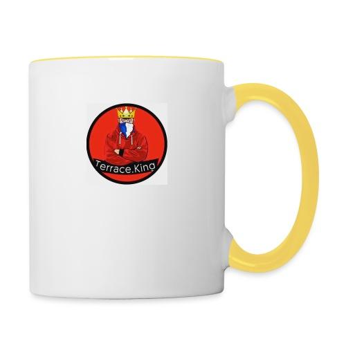 Royal Casual - Contrasting Mug