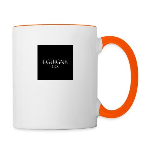 LGUIGNE - Mug contrasté