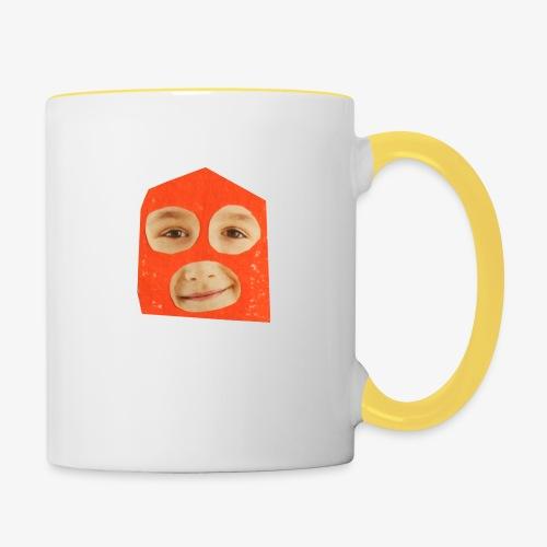 Abul Fissa - Mug contrasté
