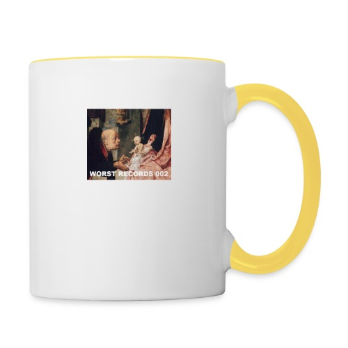 Worst Records 002 - Contrasting Mug