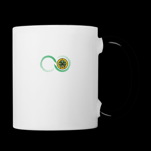 Harp and French CSC logo - Mug contrasté