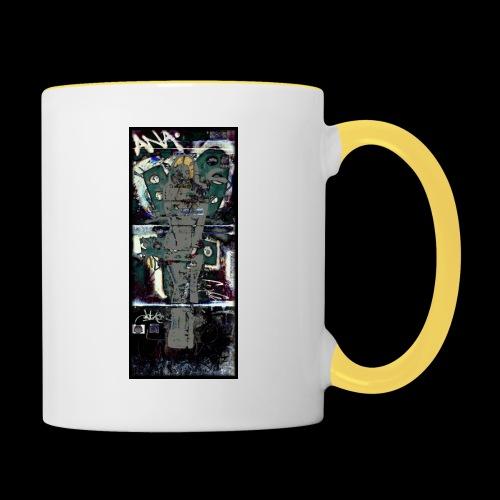 Puerta Madonna - Mug contrasté