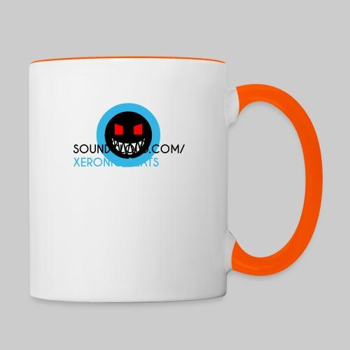XERONIC LOGO - Contrasting Mug