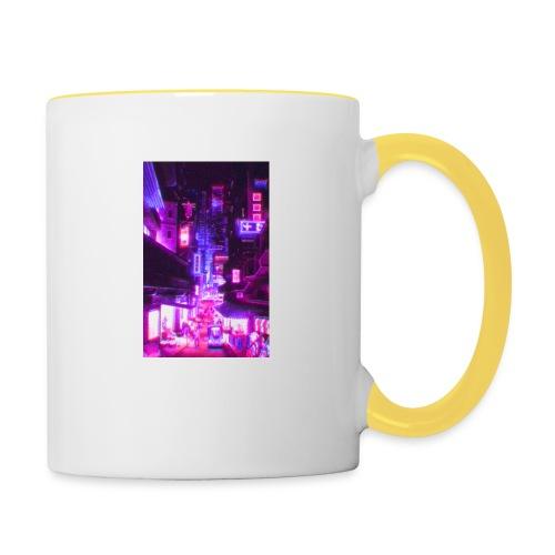 original - Mug contrasté