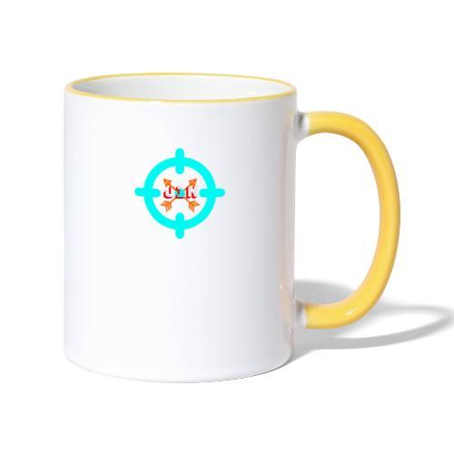 Targeted - Contrasting Mug