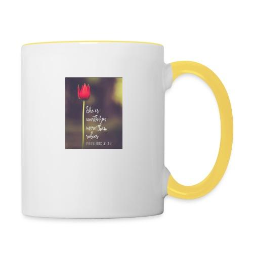 IMG 20180308 WA0027 - Contrasting Mug