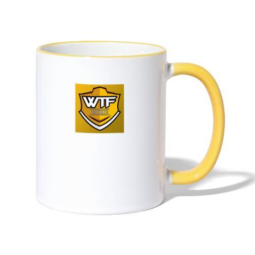 ESCUADRON WTF - Contrasting Mug
