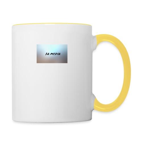 FA Media - Contrasting Mug