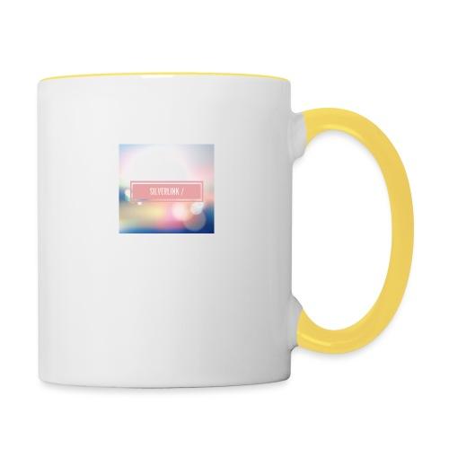 Silverlink Branded Logo - Contrasting Mug