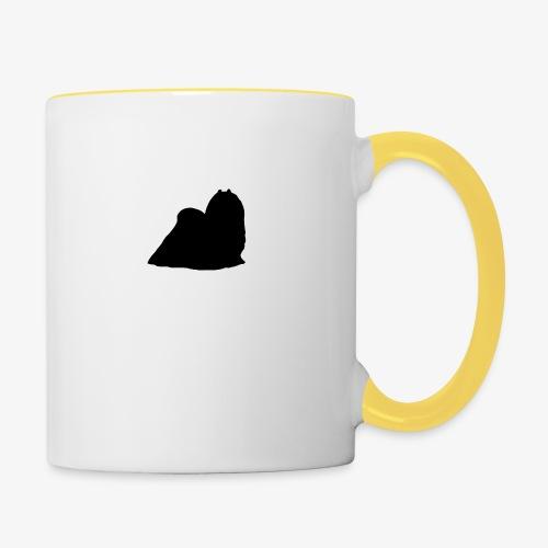Maltese - Contrasting Mug