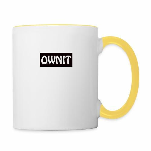 OWNIT logo - Contrasting Mug
