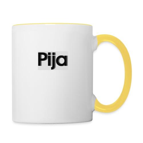 Pija summer 2017 - Mok tweekleurig