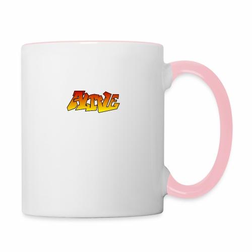 ALIVE CGI - Contrasting Mug
