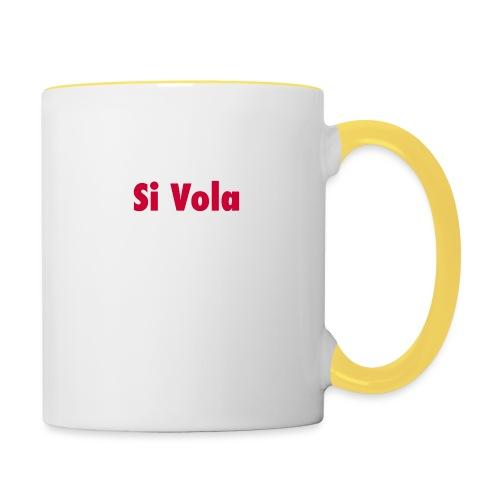 SiVola - Tazze bicolor