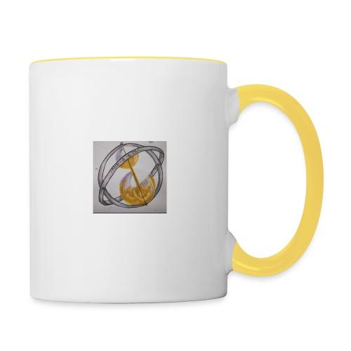 Logo original - Mug contrasté