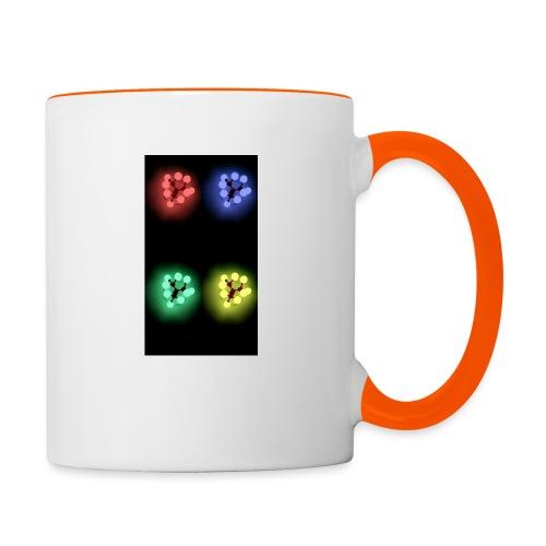 Lights - Mug contrasté