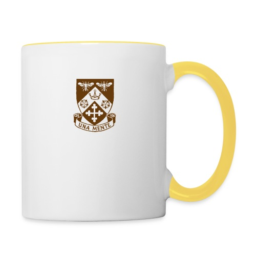 Borough Road College Tee - Contrasting Mug