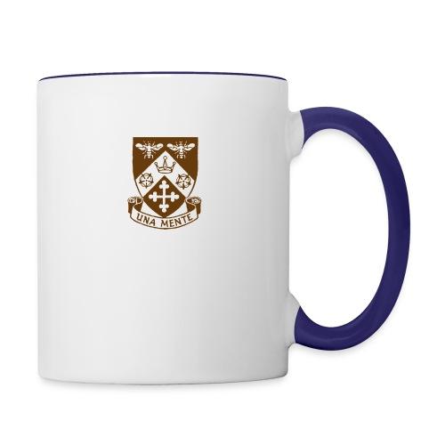 Borough Road College Tee - Contrasting Mug