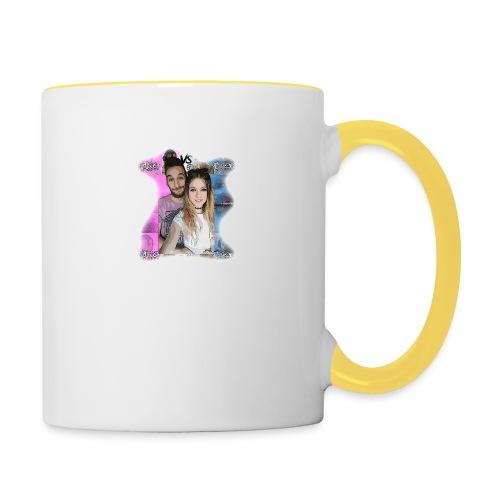 Tina VS Ivan - Contrasting Mug