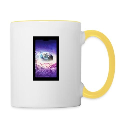 Univers - Mug contrasté