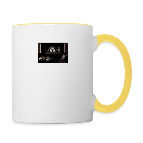 Rock_Stars_on_Stage_NEW - Contrasting Mug