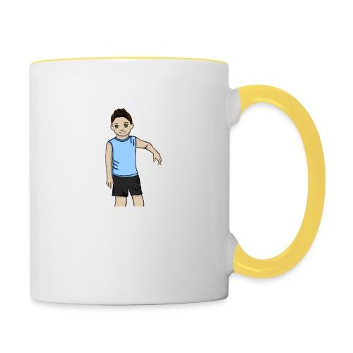 OfirGaming HD logo - Contrasting Mug