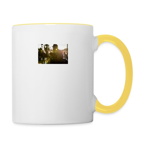 Shaka saxo - Mug contrasté