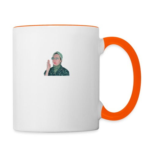 madam1 - Contrasting Mug