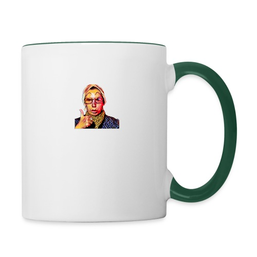 Madam2 - Contrasting Mug