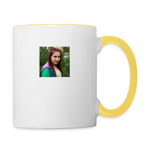 Ulku Seyma - Contrasting Mug