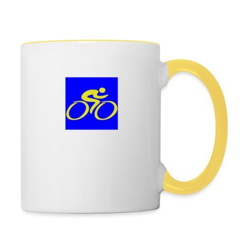 Tour de Epe Logo 2017 2018 2 png - Mok tweekleurig