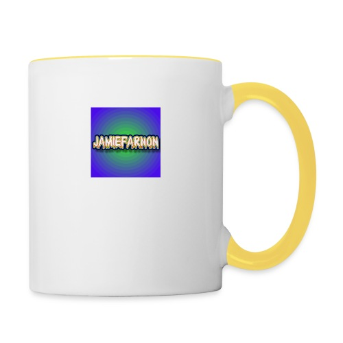 JAMIEFARNON desgin - Contrasting Mug