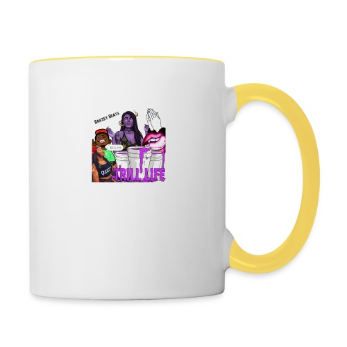Barzey Beats - Contrasting Mug