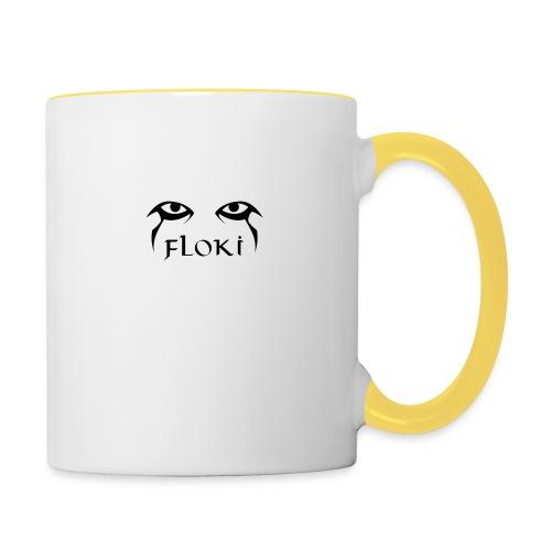 Floki HD - Taza en dos colores