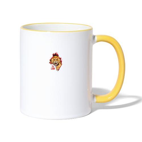 Sanju space - Contrasting Mug