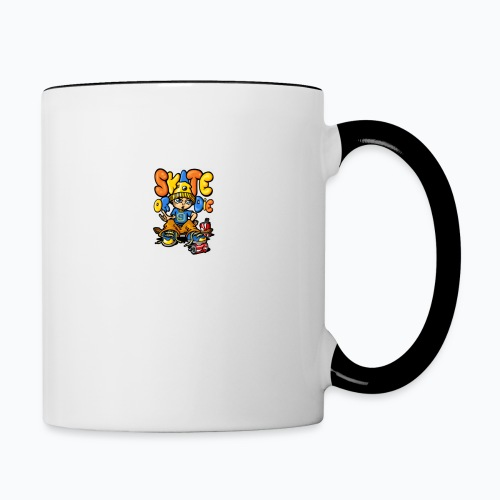 t-shirt enfant - Mug contrasté