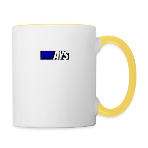 Merchandise_logo - Contrasting Mug