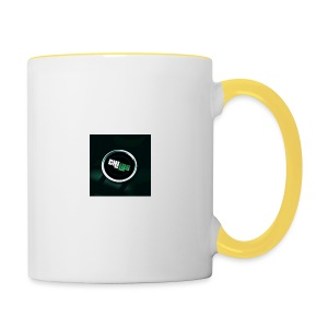 First Product Of TheOnlyChilds - Contrasting Mug