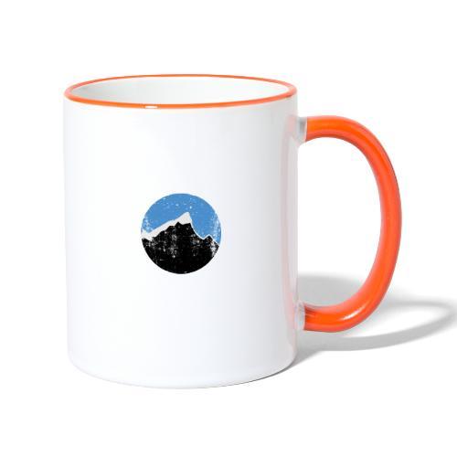 Årgangs - Tofarget kopp
