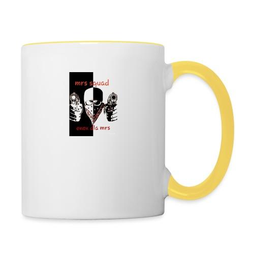 Enox - Mug contrasté