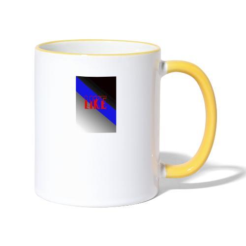 like - Mug contrasté