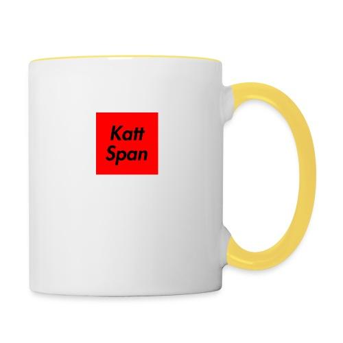 Katt Span - Contrasting Mug