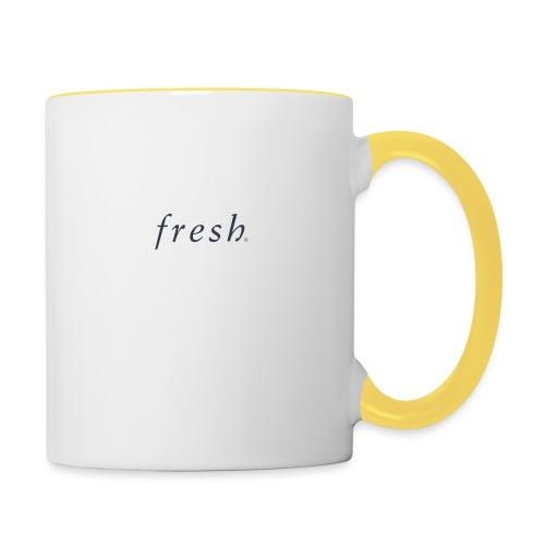 Fresh - Contrasting Mug