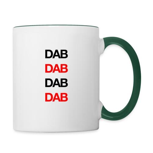 Dab - Contrasting Mug
