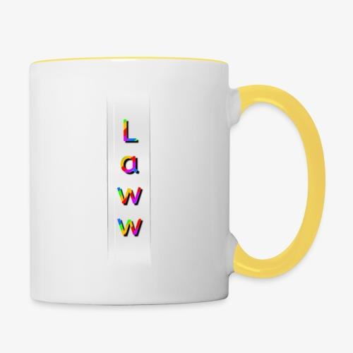 Colorlaww - Mug contrasté
