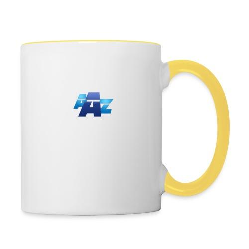 AAZ design - Mug contrasté