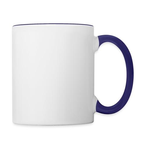 ManigProductions White Transparent png - Contrasting Mug