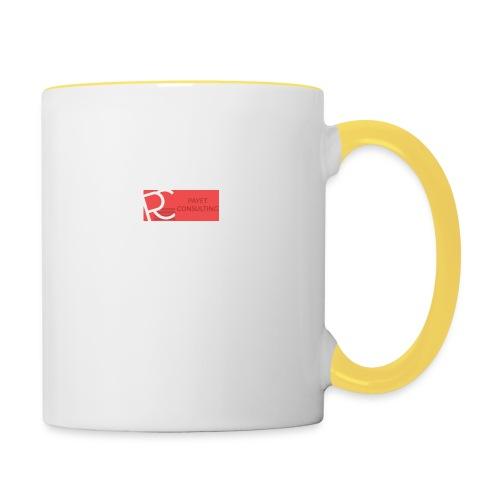 Logo PAYET Consulting - Mug contrasté